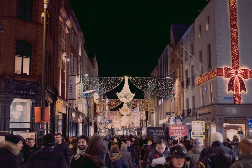 Marketing für Weihnachten - Online Shops