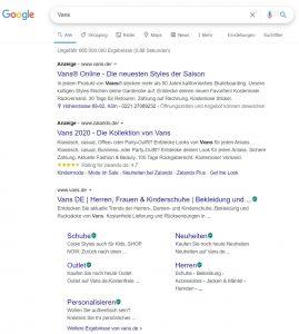 Google Ads Branding Kampagne