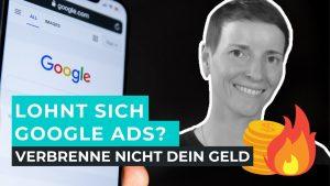 lohnen sich google ads - google adwords